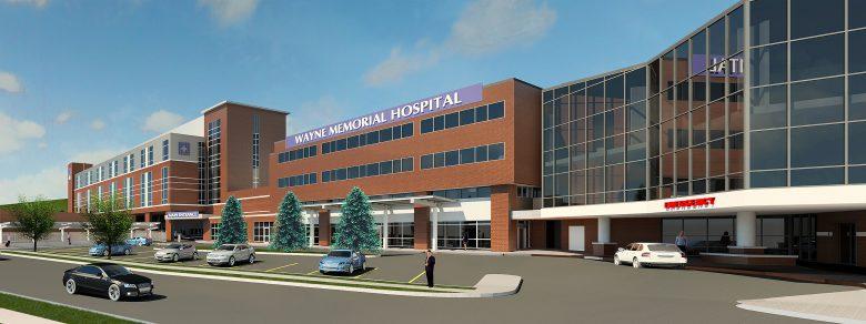 Milford Memorial Hospital Emergency Room